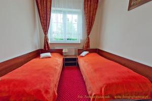 Pokój hotelowy 2 osobowy