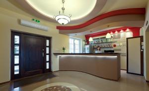 Recepcja - Hotel Kaprys ul. Elizy Orzeszkowej 1, 21-040 Świdnik